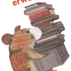 Hamstern erlaubt: Bücher-Lieferservice
